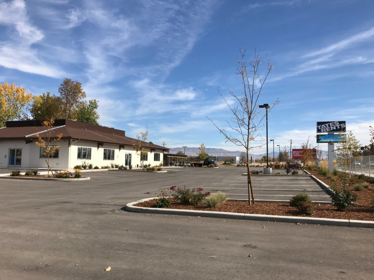 Tates Rents Moves West On Fairview