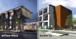 Modular buildings or urban brownstones: proposals for workforce housing downtown near Boise River