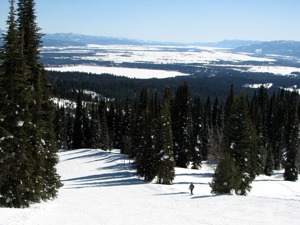 Brundage Mountain. Photo:  Flickr user Brent