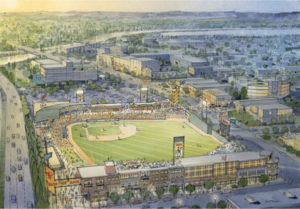 Progress on a stadium for Downtown Boise?