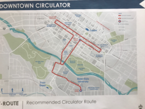 Boise's circulator open house: what you missed