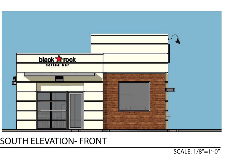 Rendering of another Black Rock location.