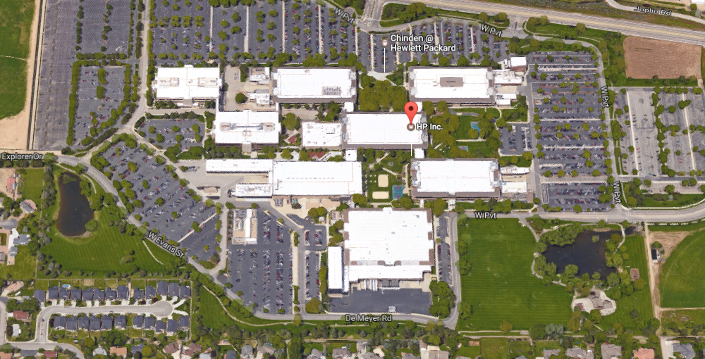 News release: State of Idaho to buy H-P campus - BoiseDev