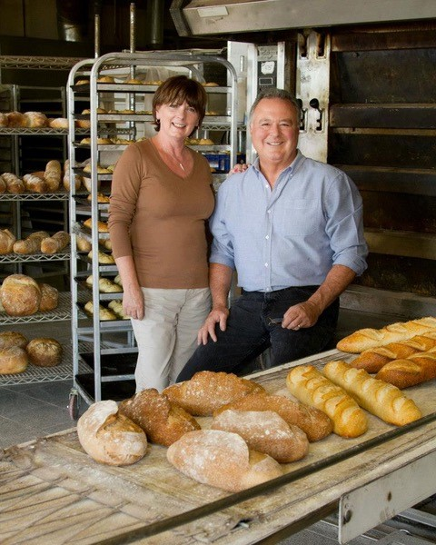 Zeppole owners Charles & Alison Alpiers. Courtesy photo.