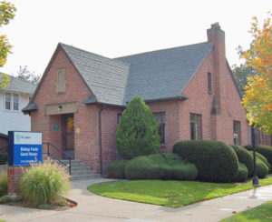St. Luke's to move historic home, construction office