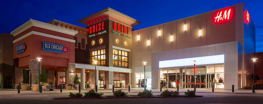 Remodel, close and move: Three stores shuffle at Boise Towne ...