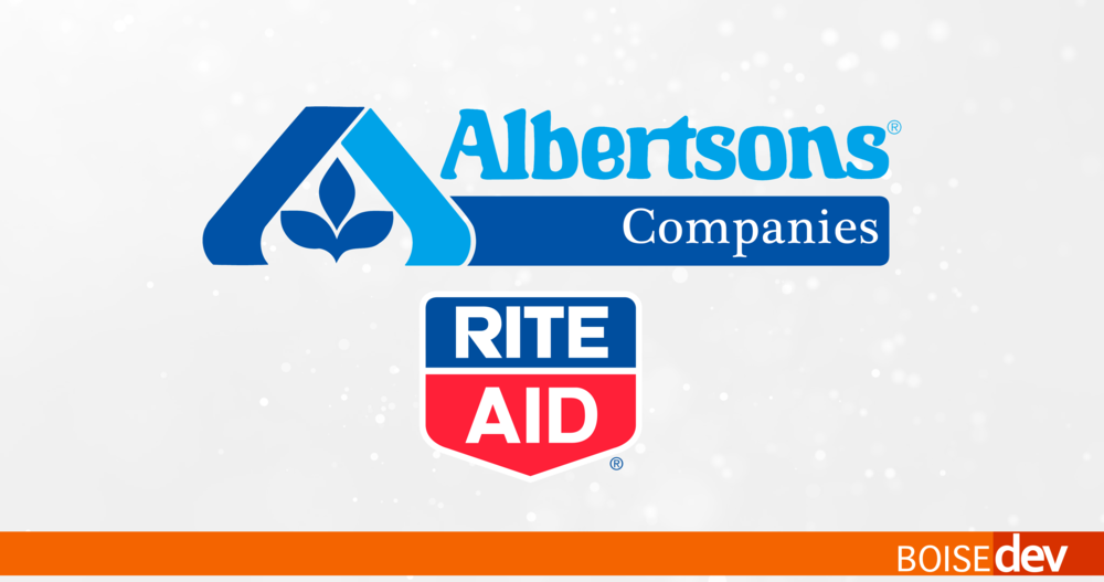Rite Aid Career Mapping Albertsons+Rite Aid merger: Boise impact and analysis   BoiseDev