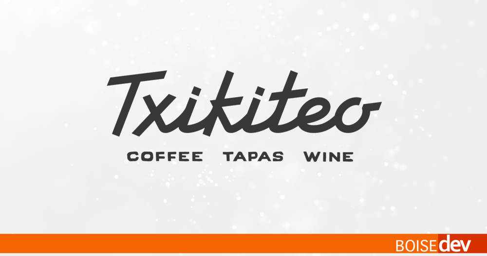 Grab A Kalimotxo And More At New Downtown Joint Txikiteo
