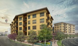 Afton Condos breaks ground on second phase