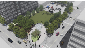 New downtown public park in the works: what do you want to see?