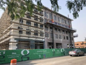 New Downtown apartment complex gets name, opening timeline