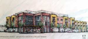 Stalled project at Jerry's 27th St. site comes back to life