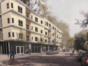 Another large housing project proposed for 27th St.