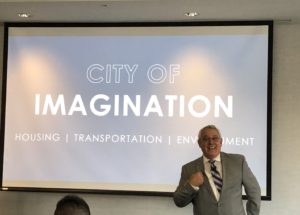 Growth, stadium, transit and a tax option: what's on tap for today's Boise State of the City