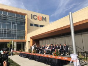 With medical school open, ICOM developer plans student apartment project