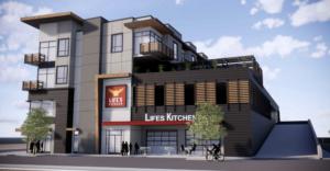 Housing & Life's Kitchen restaurant set for Garden City