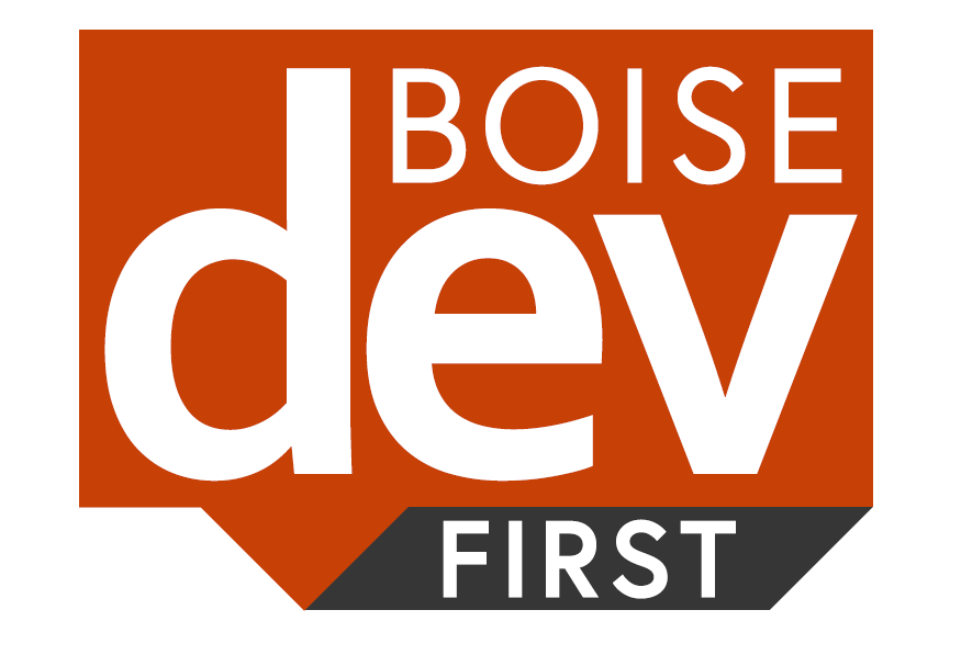 BoiseDev First logo