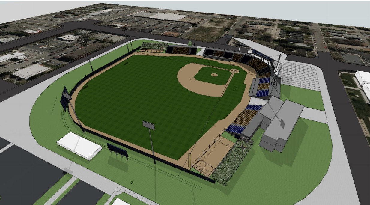 Boise state ballpark gardner asks to trade lusk area land to build project see new specs details