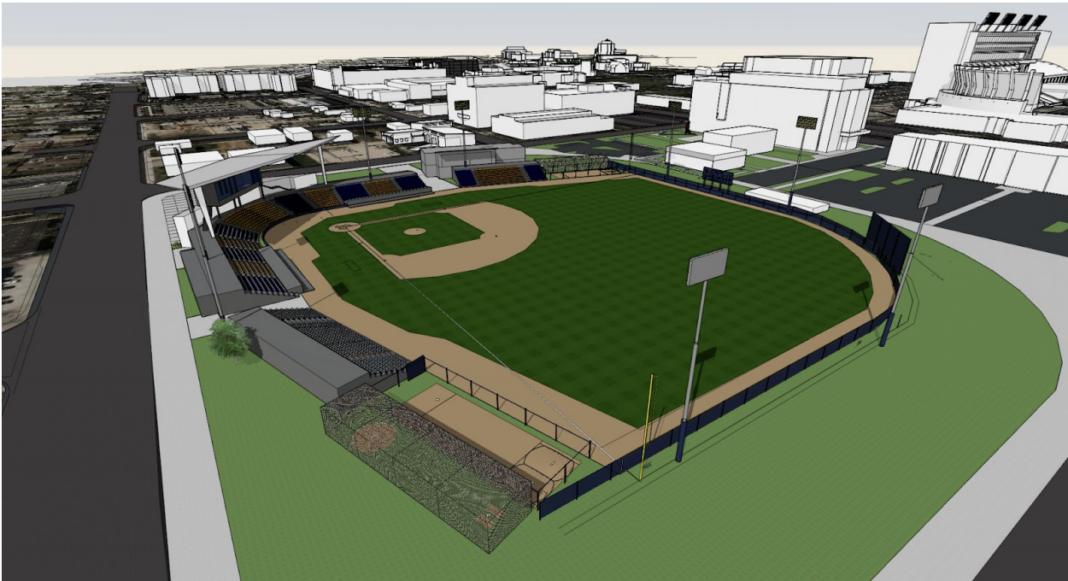 Boise State baseball park