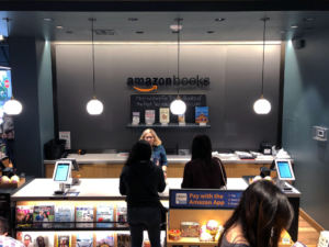 Is that Amazon Books store coming to Meridian? An update