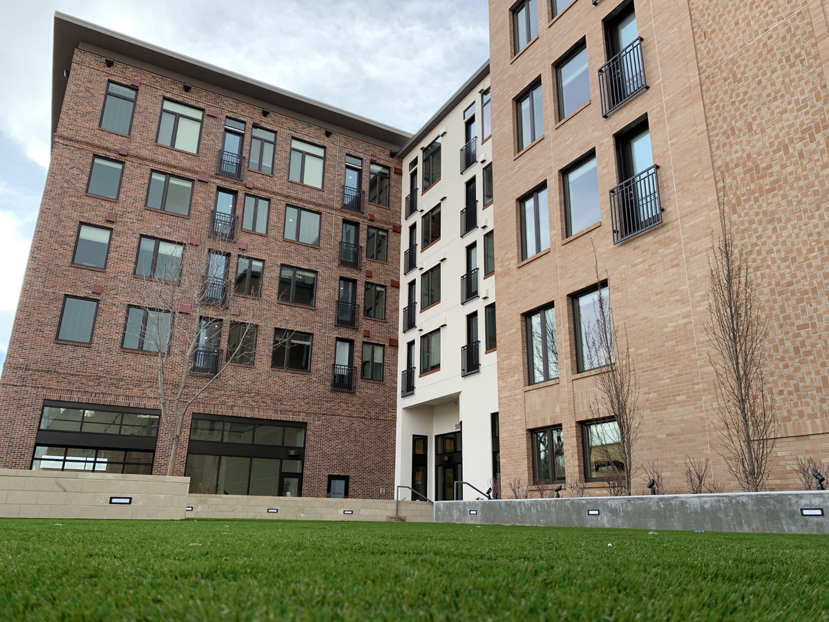 Inside Downtown Boise's Gibson Fifth and Idaho apartments ...