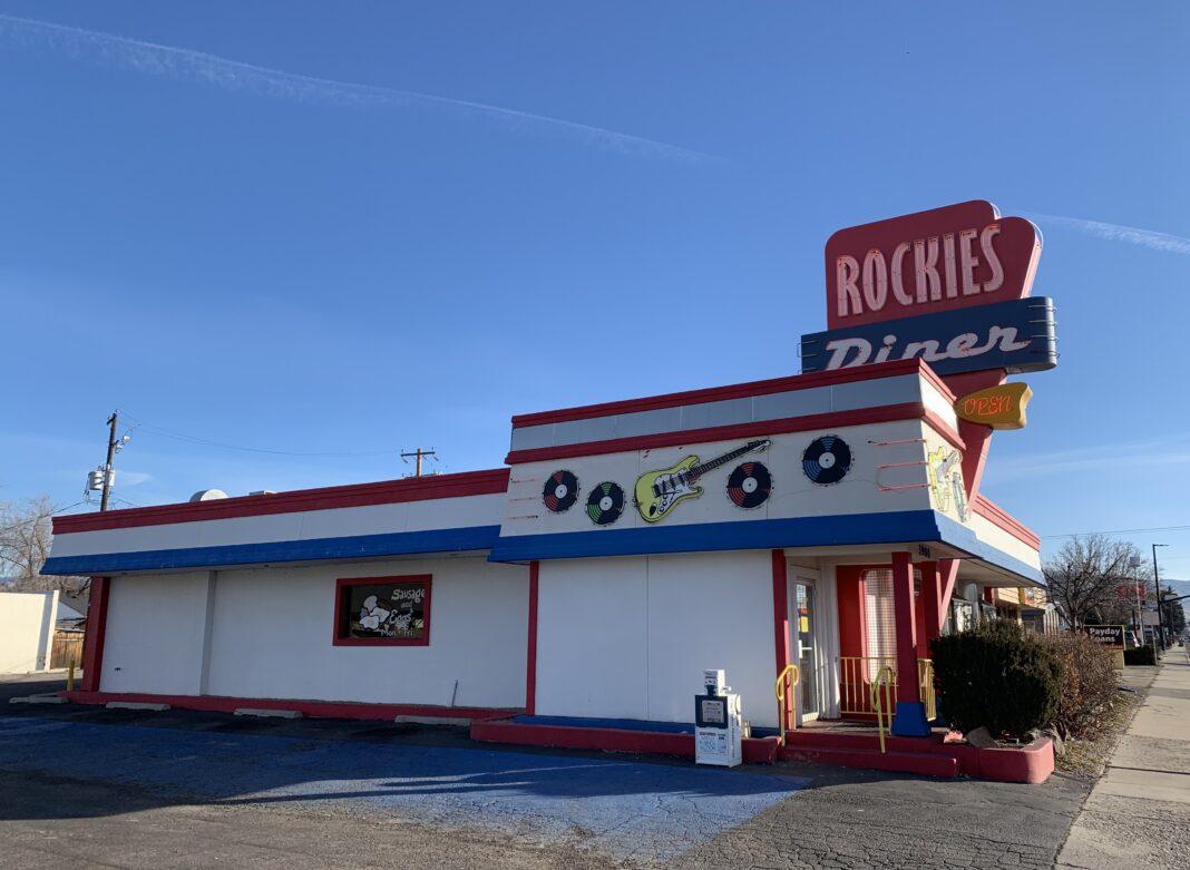 Rockies Diner Boise