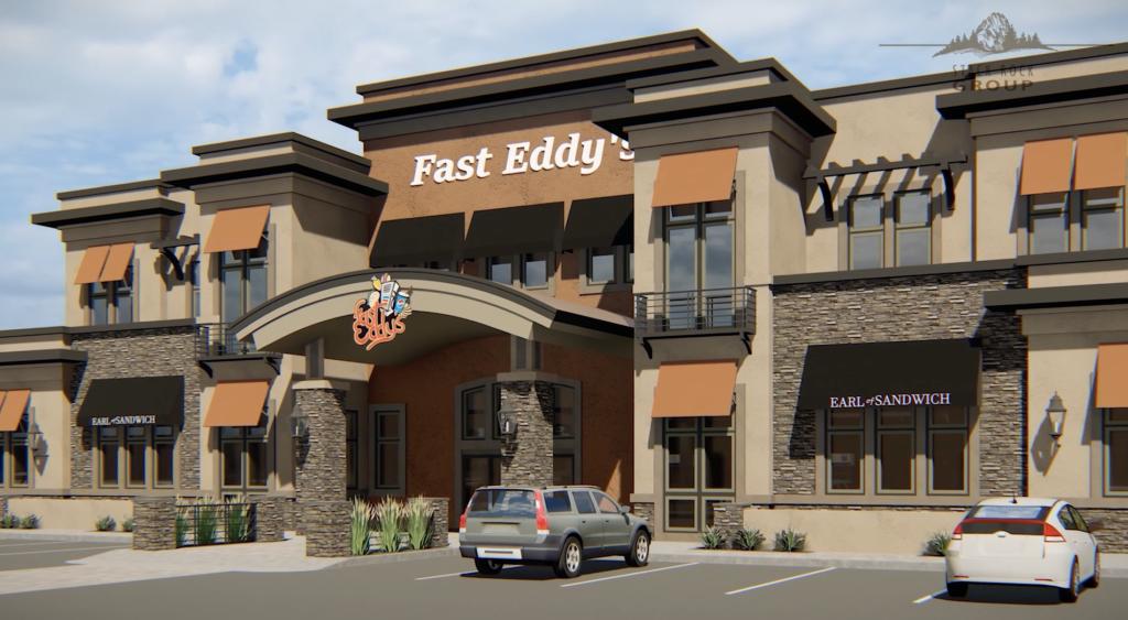 Fast Eddy's Earl of Sandwich
