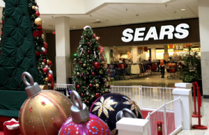 Boise's Sears is closed. Something new in the space? It'll be a while