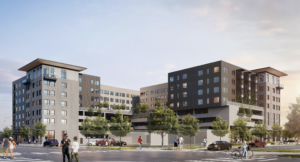 New 8-story apartment, retail, parking project set to pop up in Downtown Boise