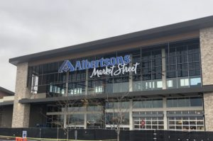 Albertsons sets opening date for big new Meridian store
