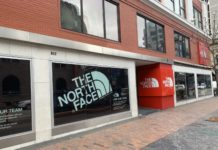 The North Face Boise closed