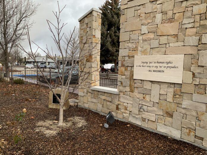 Anne Frank tree Boise.
