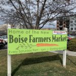Boise Farmers Market new location