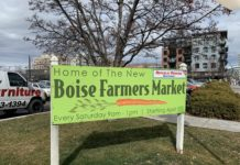 Boise Farmers Market new location