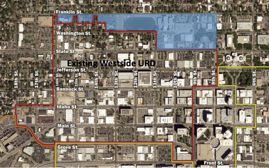 CCDC Westside expansion