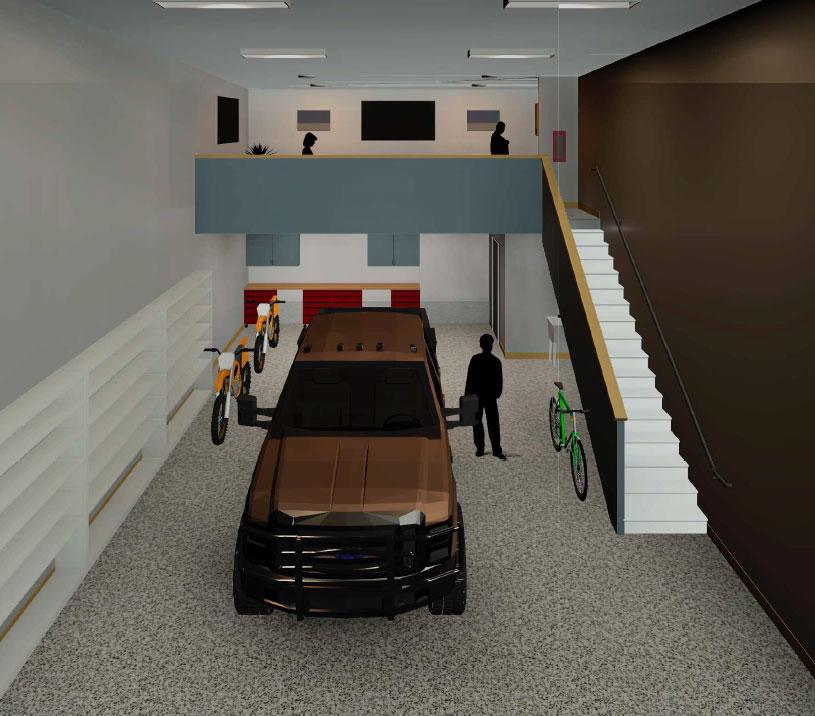 Go To My Garage plans luxury Boise storage units - BoiseDev
