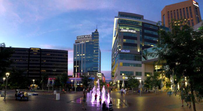 Grove Plaza Boise