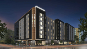 Dirt is moving on Downtown's next big project: another hotel