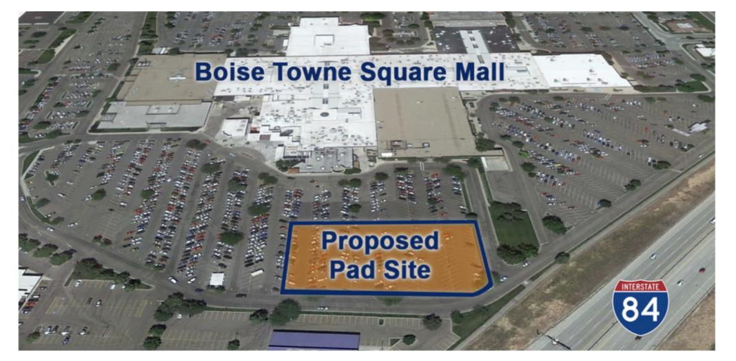 Boise Towne Square Hotel