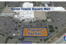 Boise Towne Square Hotel