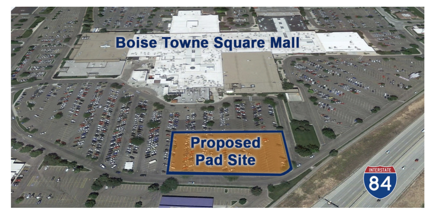 A hotel in the mall parking lot? That\'s the pitch - BoiseDev