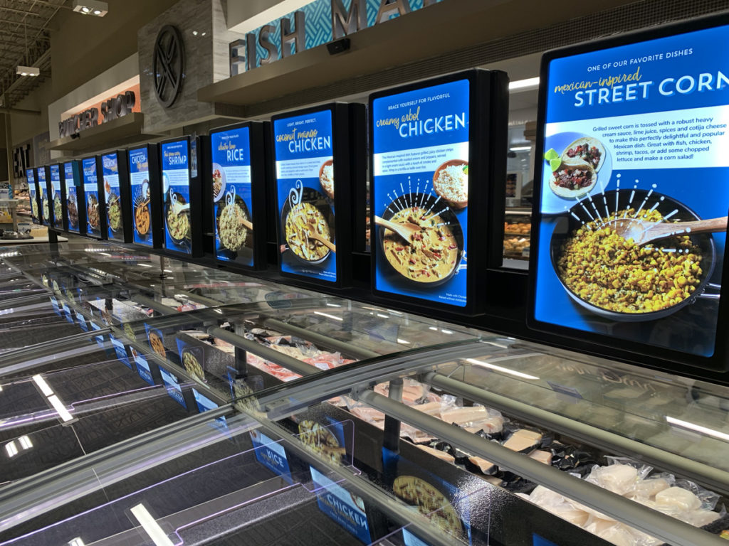 Cadence meals at Albertsons Market Street