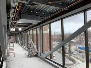 See inside: St. Luke's makes progress on new kids building, skybridge