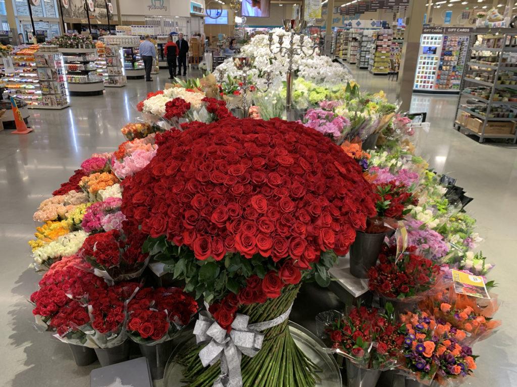 Albertsons Market Street floral