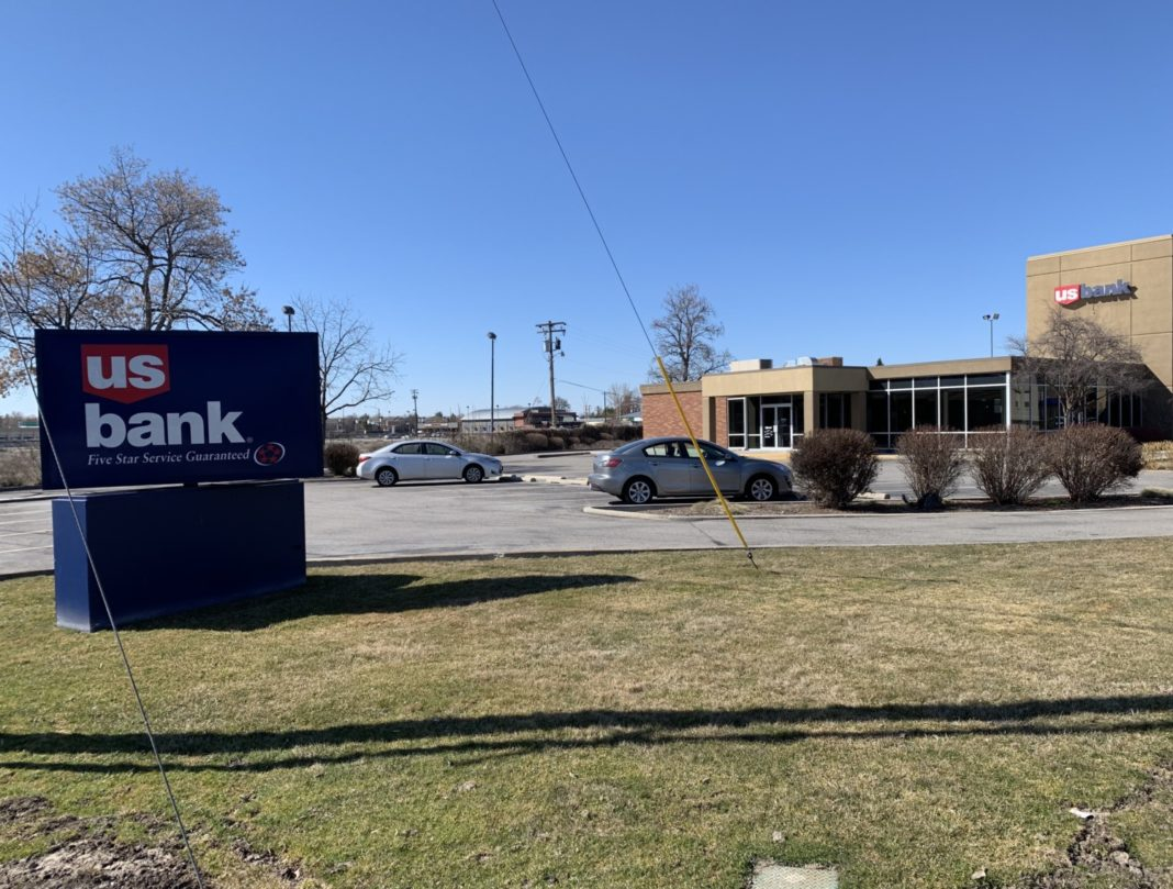 US Bank Boise closing