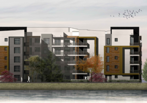 Large, revamped project would bring apartments along Boise River, Greenbelt
