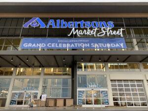 Albertsons Market Street Meridian set to open: see inside