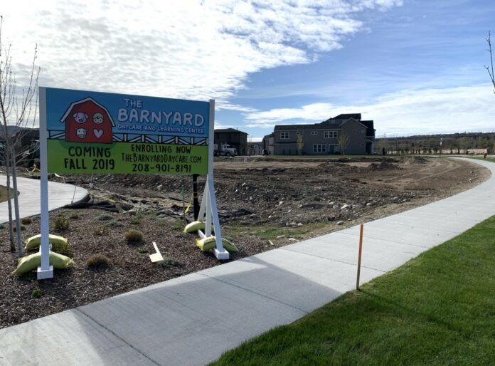 The Barnyard Boise