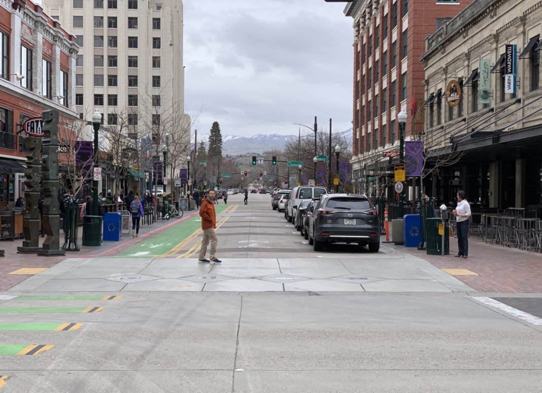 8th Street Boise