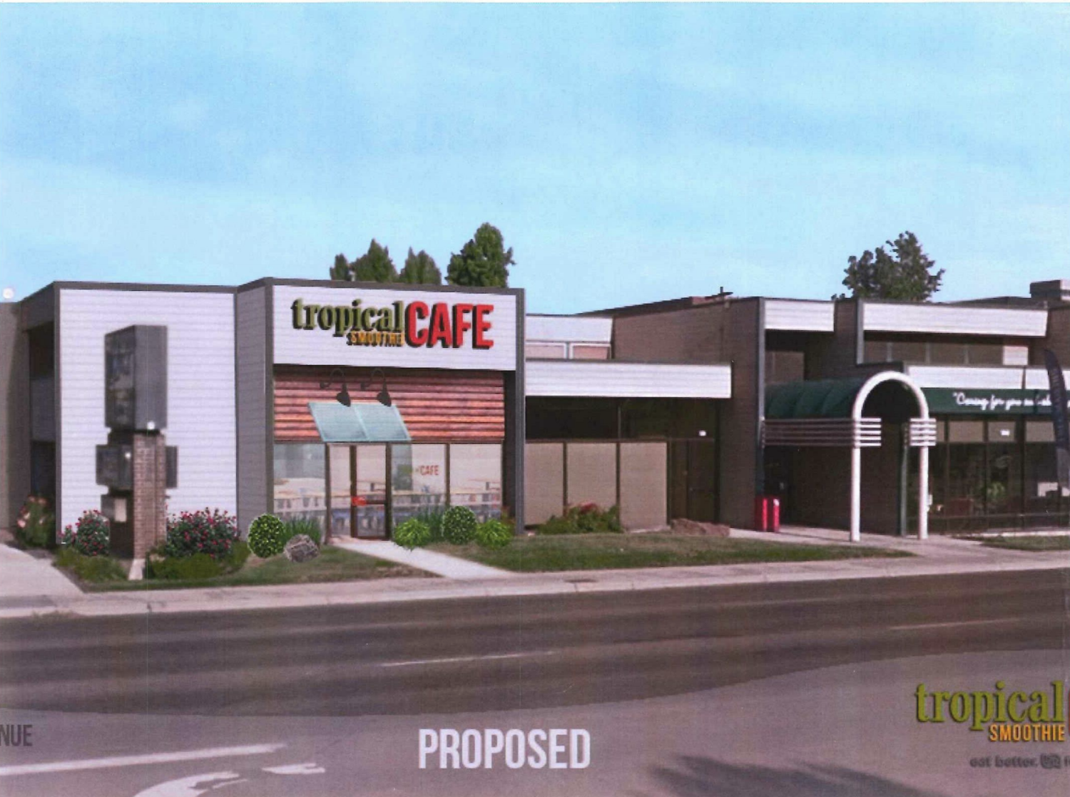 Tropical Smoothie sets another Boise location - BoiseDev